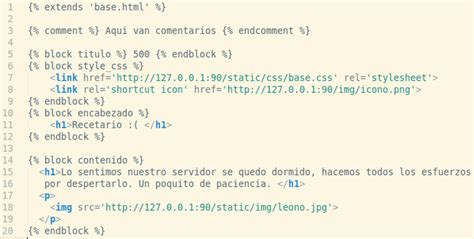 django tutorial base html curso django despliegue en el servidor web