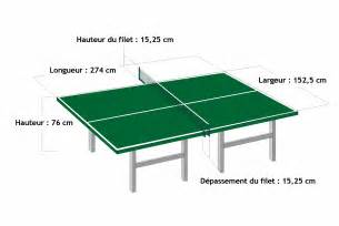 table de ping pong pingpong dimension images frompo 1