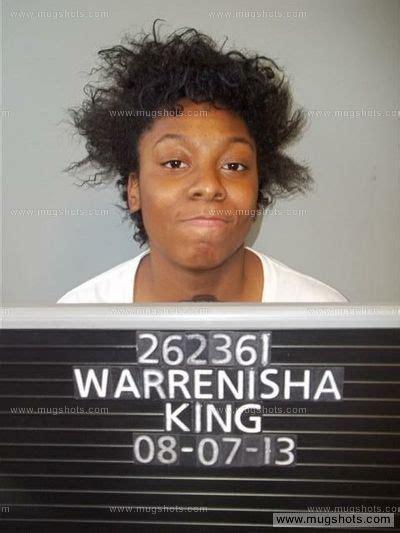 Jefferson County Kentucky Arrest Records Warrenisha King Mugshot Warrenisha King Arrest
