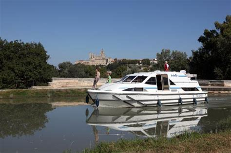 midi canal boat holidays south of france boating holidays in camargue and midi