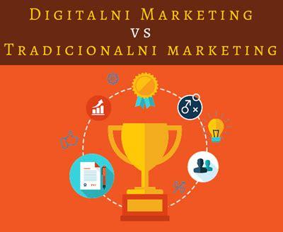 Ms Marketing Vs Mba Marketing by Digitalni Vs Tradicionalni Marketing Prvi Na Spletu