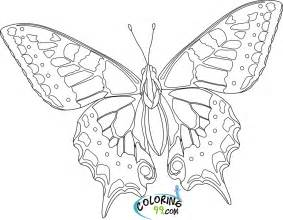 coloring page butterfly butterfly coloring pages team colors
