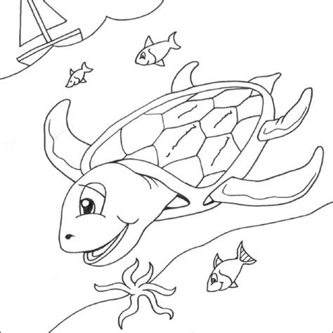Under The Sea Coloring Pages To Print Free Coloring Pages The Sea Coloring Page