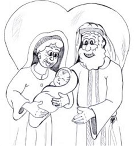 coloring page of baby isaac teaching abraham on pinterest 37 pins