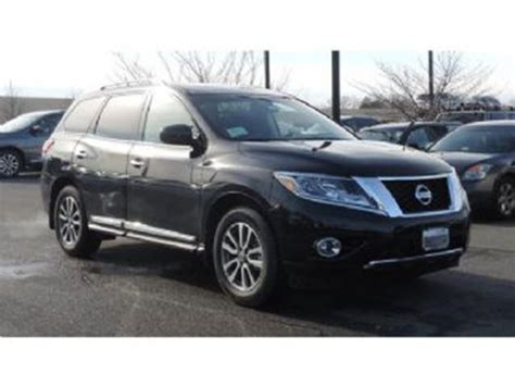 nissan pathfinder 2016 black 2016 nissan pathfinder black lease busters wheels ca