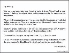 best love letter for a boyfriend templatezet