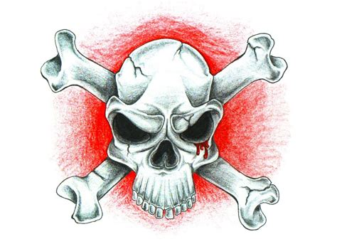 skull and bones tattoo skull and bones quotes quotesgram