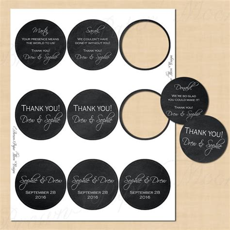 avery 2 round label template