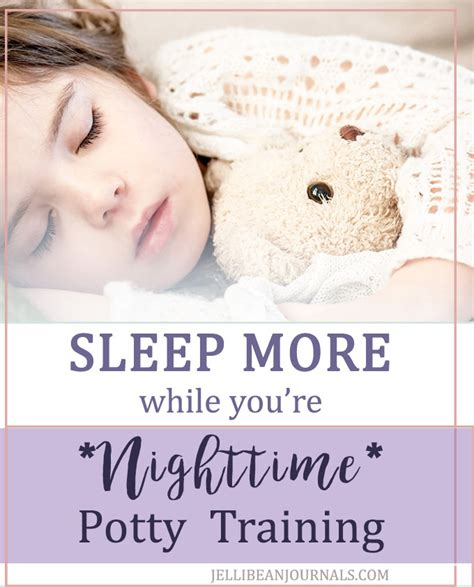 how to re potty my how to get more sleep when you re potty at jellibean journals