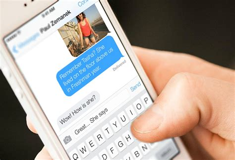 How To Send Picture Messages On Iphone