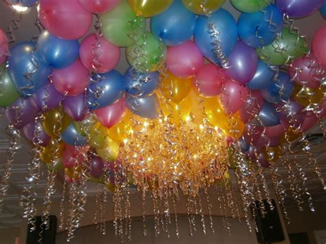 Streamers And Balloons » Home Design 2017