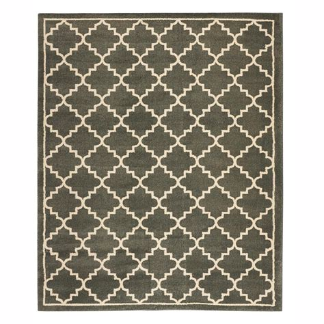 decorator rugs home decorators collection winslow walnut 5 ft x 7 ft area rug 459031 the home depot