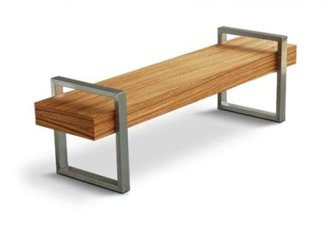 the industrial styled quot return bench quot from gus modern