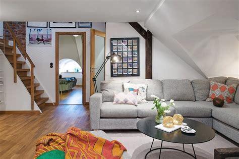 scandinavian apartment modern attic apartment in the scandinavian style