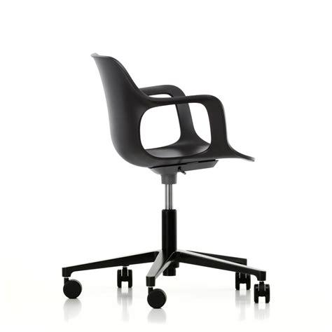 swivel chairs uk hal studio office swivel chair by vitra