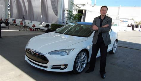 Elon Musk Electric Car Price George Clooney Earth Car Wash