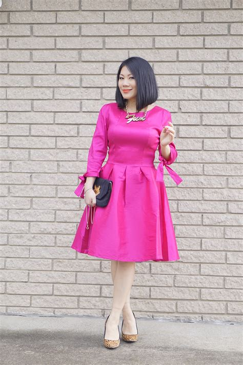 shabby apple dress review and fashion linkup color and grace