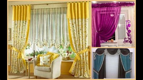 Unique Window Curtains Decorating 45 Unique Window Curtain Design Ideas And Styles Plan N Design