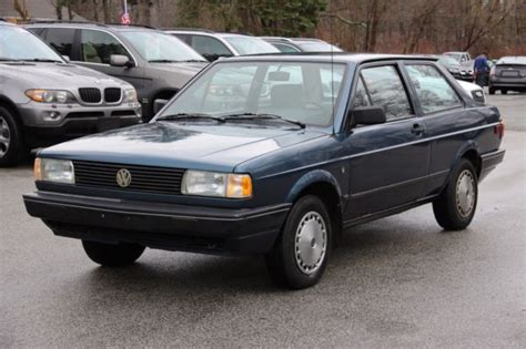 1993 volkswagen fox wolfsburg edition classic volkswagen fox 1993 for sale