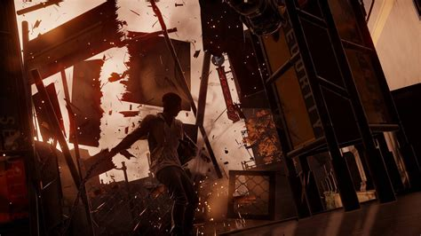 infamous  son screens   photo mode