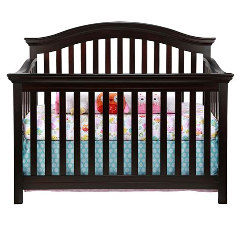 Buy Crib by Buy Rockland Portland Convertible Crib Espresso Limited