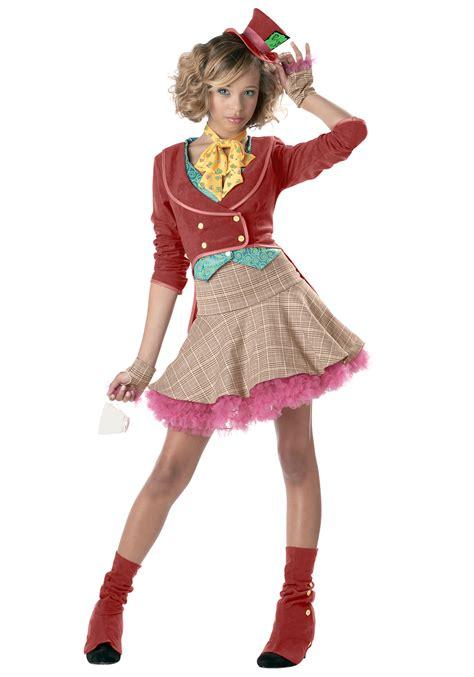 halloween costumes for teen girls teen girls mad hatter costume