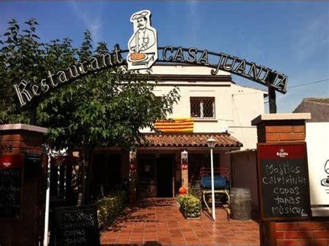 restaurant casa juanita restaurant casa juanita cal 231 ots barcelona restaurant