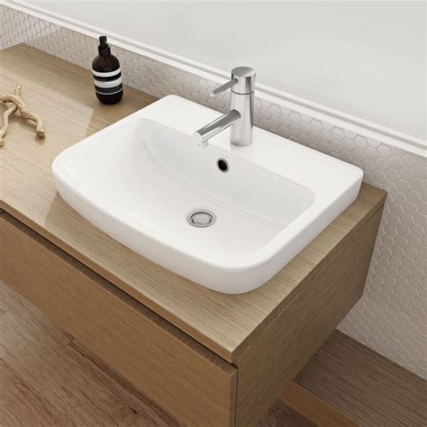 inset basin bathroom caroma urbane inset basin nordic pinterest bathroom