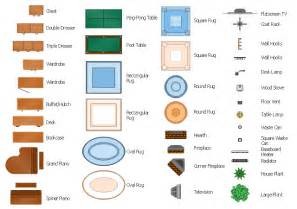 Floor Plan Symbols by Caf 233 Floor Plan Design Software Professional Building