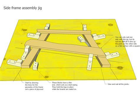 lawn chair plans