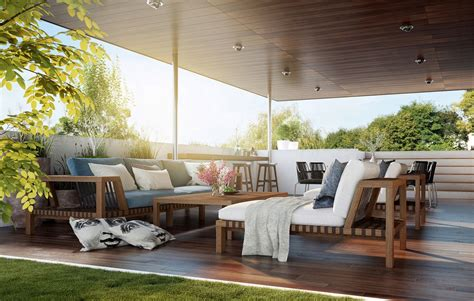 Backyard Lounge Ideas Outdoor Lounge Interior Design Ideas