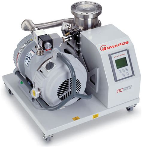 Vacum Ps125 Turbo Canter kurt j lesker company edwards next dx tic controlled pumping stations vacuum science is our