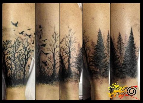 tattoo na panturrilha foto 9197 mundo das tatuagens