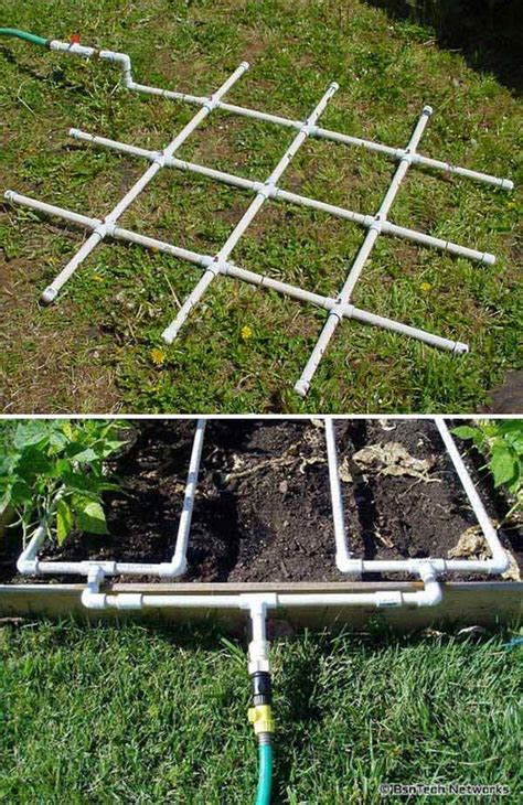 diy pvc projects best 20 low cost diy pvc pipe projects for your garden
