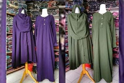 Jilbab Syar I By Afra set basic polos galeri syahidah collection