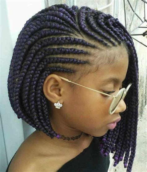 African Braids Hairstyles Pictures 2013 | african black kids braids hairstyles 2013 braided