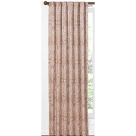 waverly home classics curtains shop waverly waverly home classics 84 in pearl cotton back