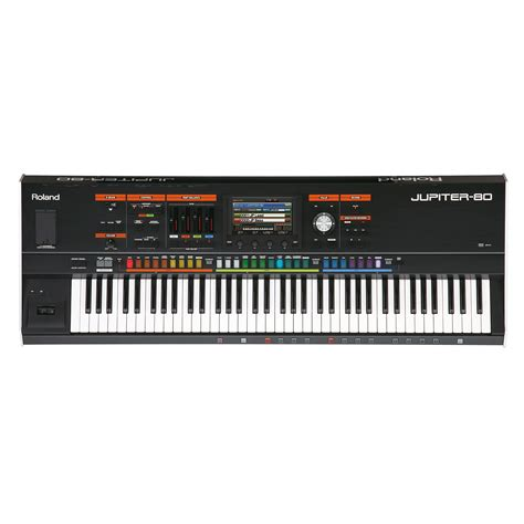 Keyboard Roland Jupiter 80 roland jupiter 80 171 synthesizer