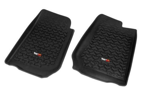 rugged ridge australia rugged ridge grand wk2 front all terrain floor liner