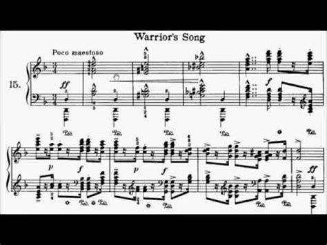 Buku Piano Heller Op 45 rcm piano 2015 grade 8 study no 11 heller etude in d minor