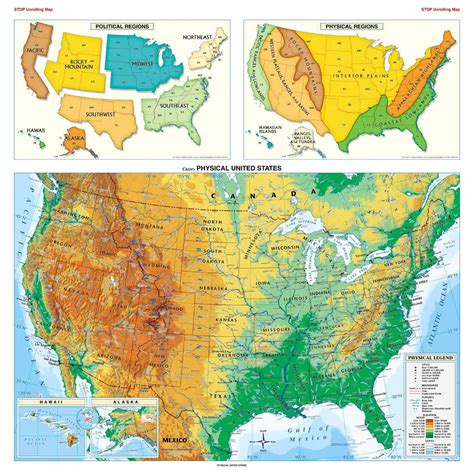 small usa map large physical map of the usa usa maps of the usa