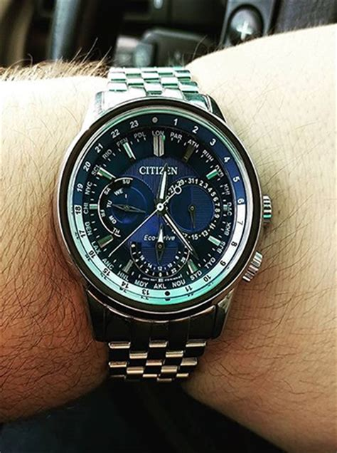 Citizen Calendrier Review Citizen Citizen Eco Drive Calendrier Bu2021 51l Calendrier