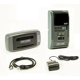Craftsman Assurelink Garage Opener Smartphone Control Sears Craftsman Automatic Garage Door Opener