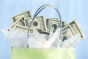 money wedding gift cash wedding gifts via honeymoon fund typical cash