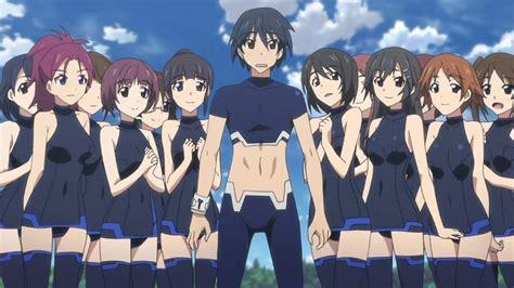 anime harem top 10 harem kings anime amino