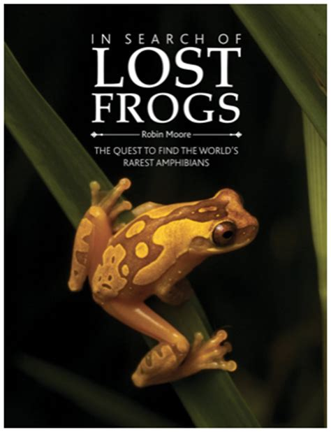 primordia in search of the lost world books frogs