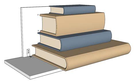 libreria sketchup faidate con sketchup la mini libreria fai da te