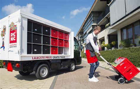 supermarkt wagen picnic breidt distributie uit heel nl ttm nl