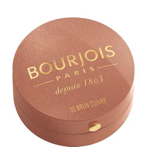 Bourjois Blush 03 Brun Cuivre bourjois pot blush 03 brun cuivre copper