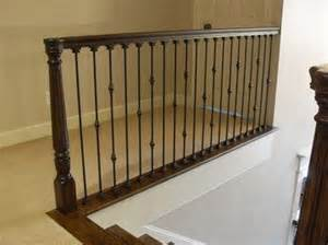 Wrought Iron Banister Railing Wrought Iron Balusters Design Ideas Home Remodel